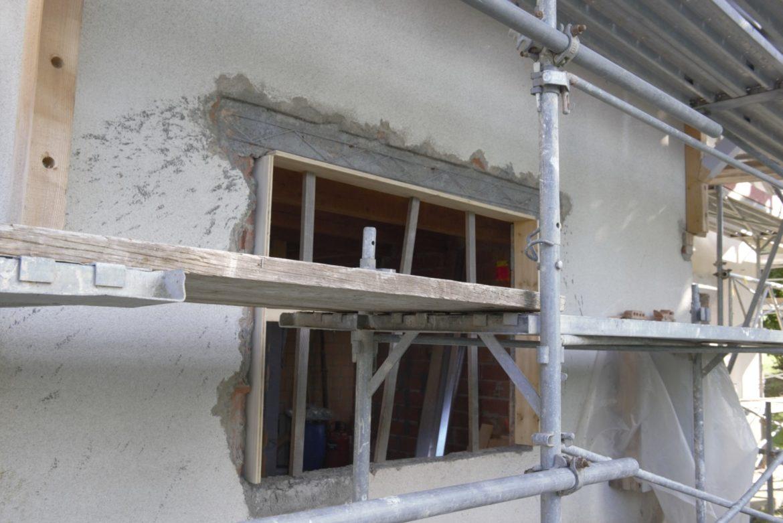 Relativ Fensterleibungen verputzen – Little House on the Prairie PK28